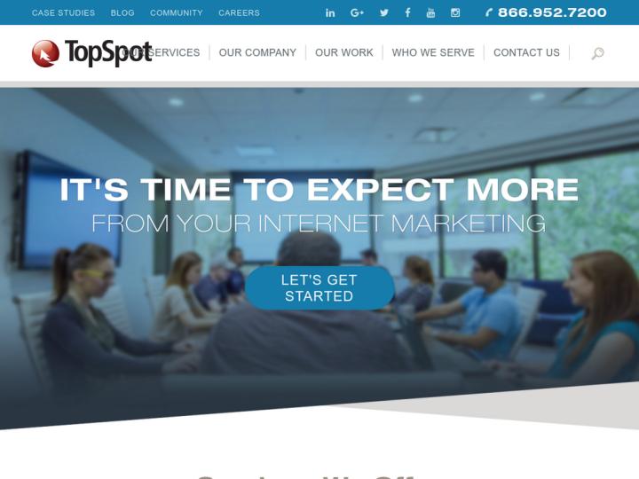 TopSpot Internet Marketing