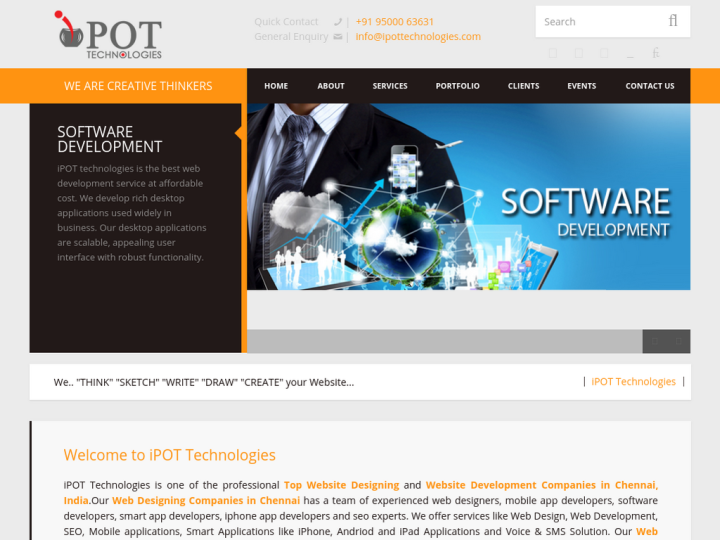 iPOT Technologies