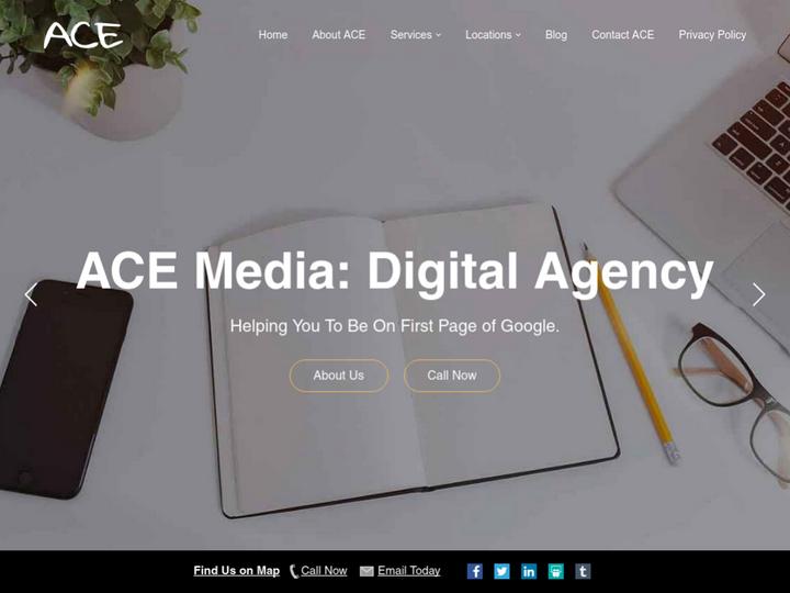 ACE Media - SEO Company Ahmedabad