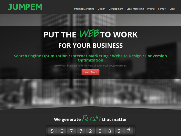 Jumpem Web Design & Internet Marketing