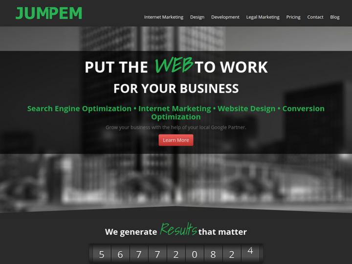 Jumpem Web Design & Internet Marketing
