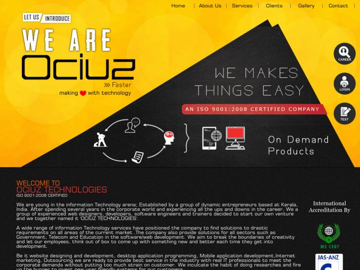 OCIUZ Technologies