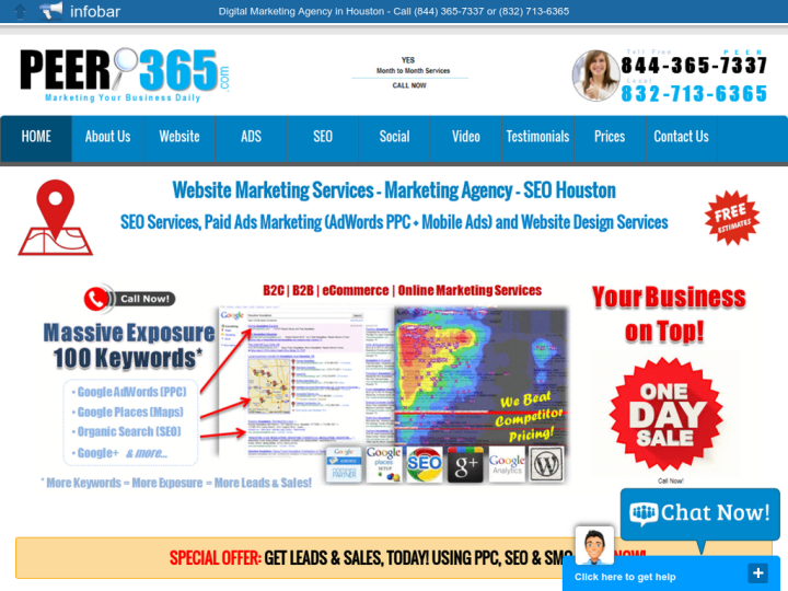 Marketing Agency Peer365
