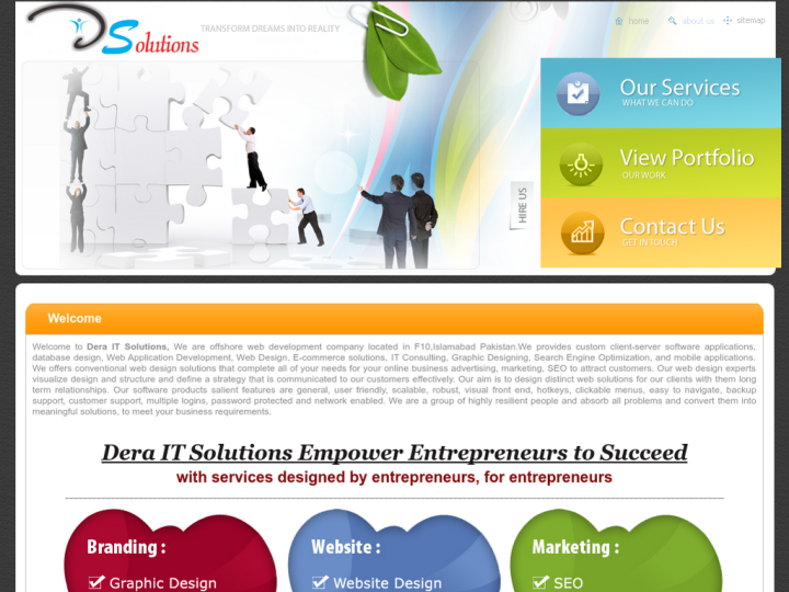Dera IT Solutions