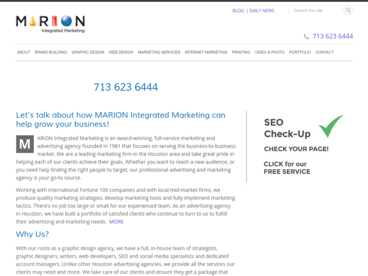 Marion Integrated Marketing