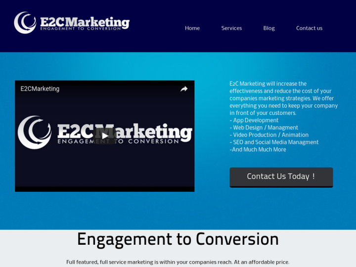 E2C Marketing