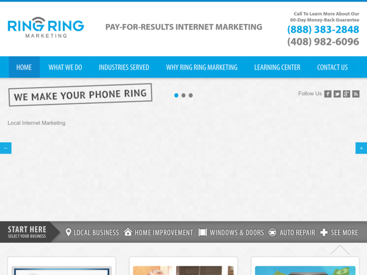 Ring Ring Marketing