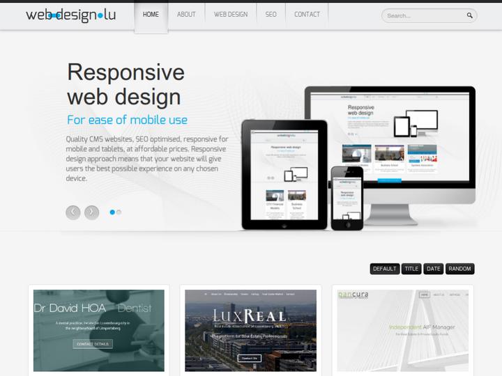 web-design.lu