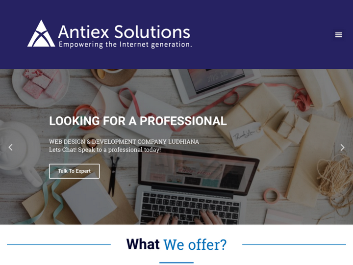 Antiex Solutions