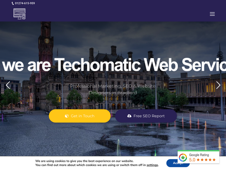 Techomatic Web Services