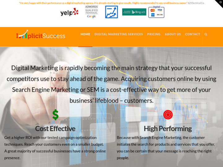 Implicit Success Marketing