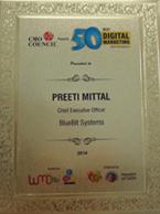 Best Digital Marketing Professional Award