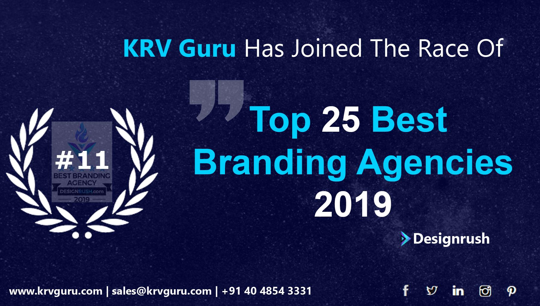 Top 25 Best Branding Agency Globally