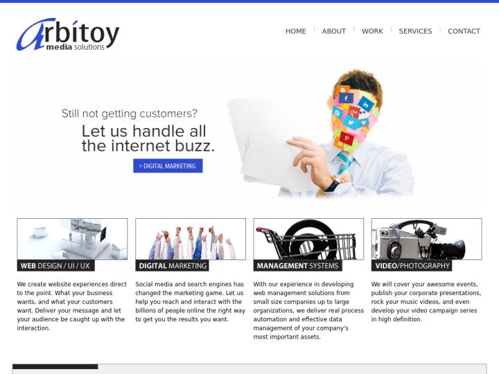 Arbitoy Media Solutions
