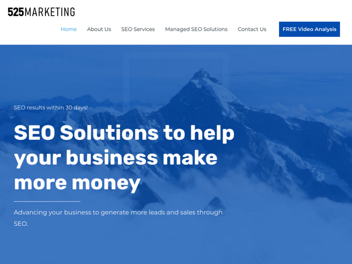 525 Marketing Inc.
