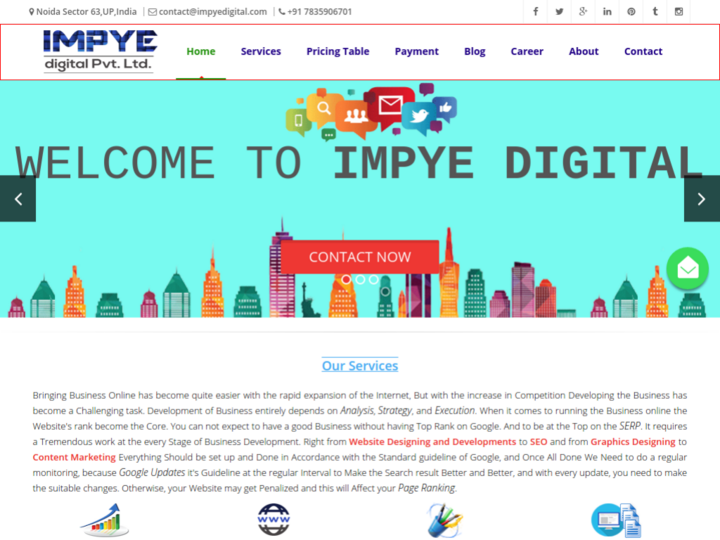 Impye digital Pvt. Ltd.