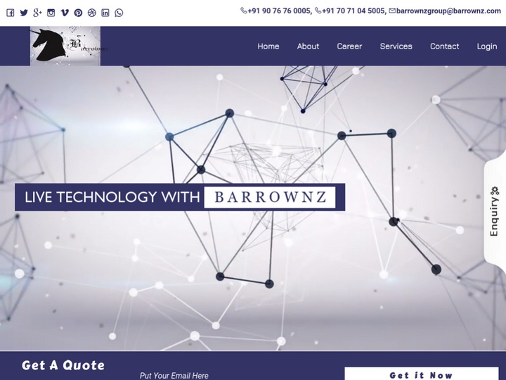 Barrownz Group