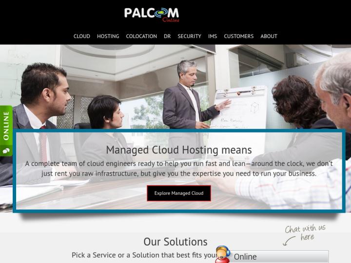 Palcom Online
