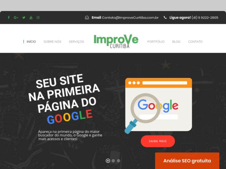 Improve Curitiba