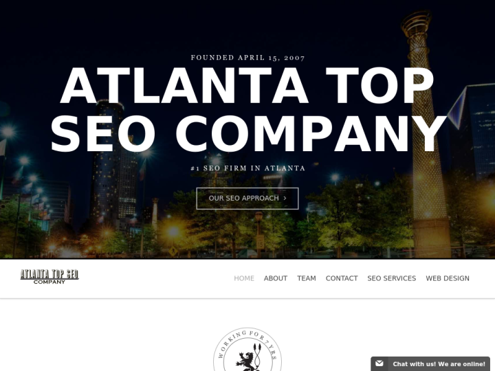 Atlanta Top SEO Company