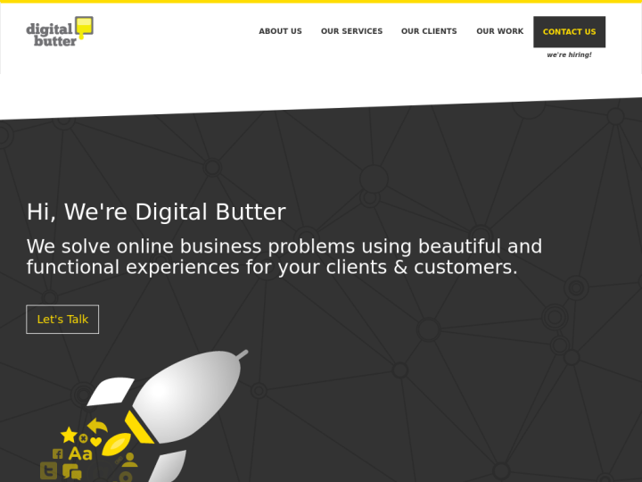 Digital Butter
