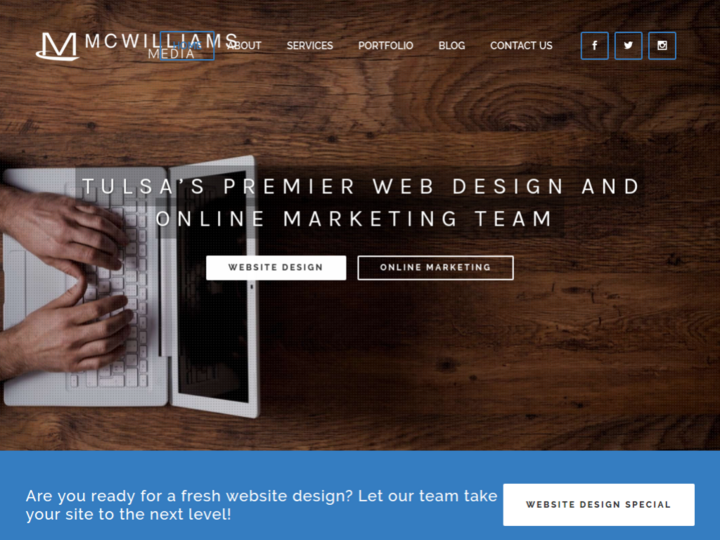 McWilliams Media Inc.