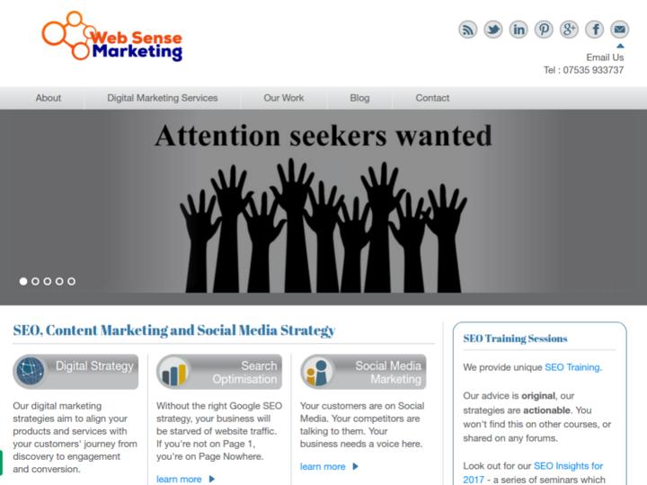 Web Sense Marketing