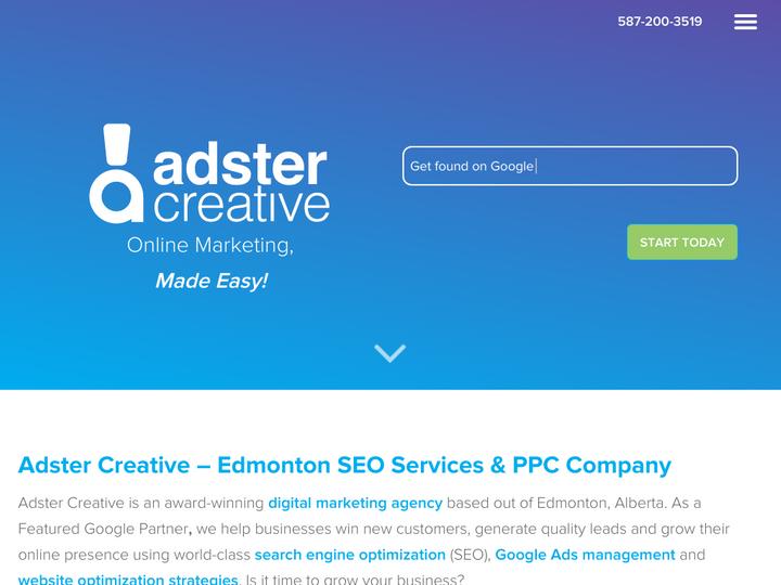 Adster Creative Inc.