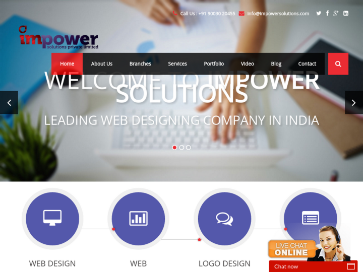 IMPOWER SOLUTIONS PVT LTD