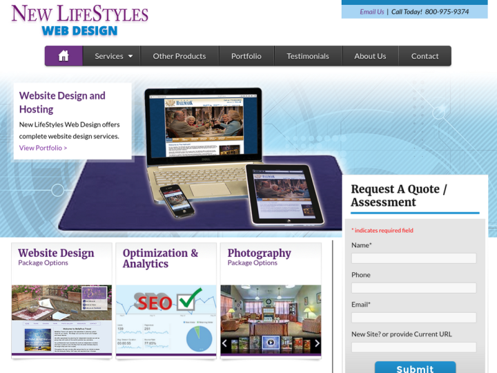 New LifeStyles Media Solutions