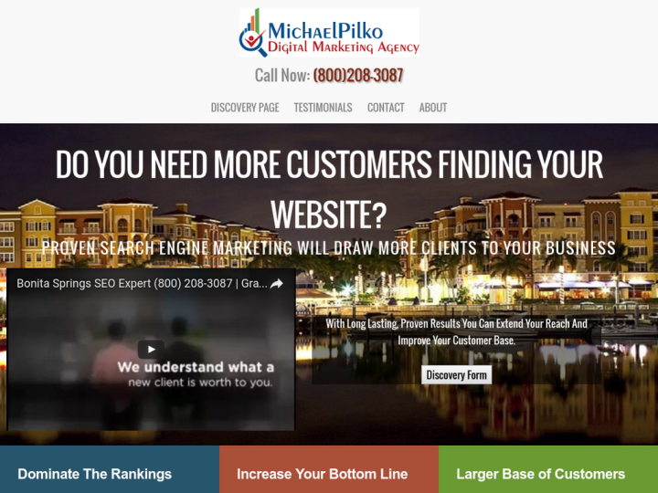 Michael Pilko Digital Marketing Agency