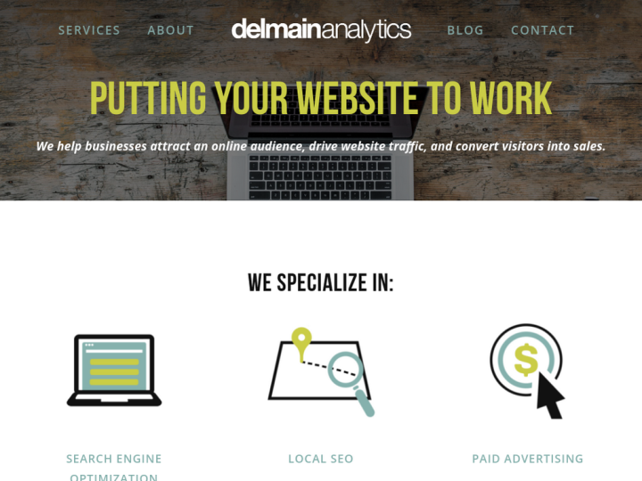 DelMain Analytics