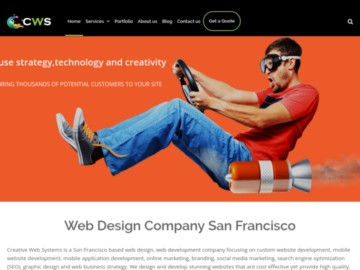 Creative Web Systems