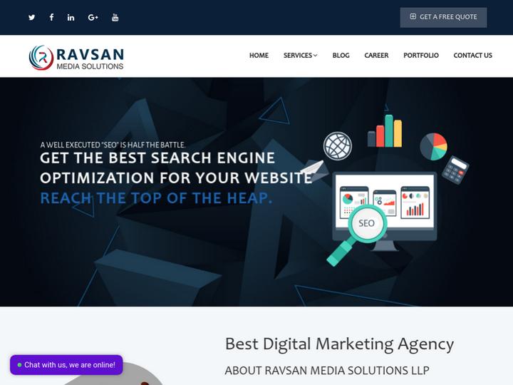 Ravsan Media Solutions