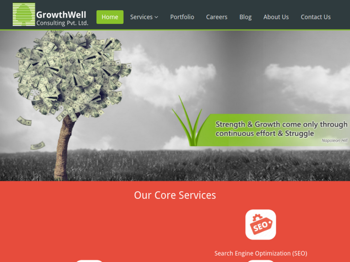 GrowthWell Consulting Pvt Ltd