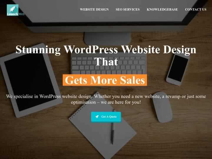 Launch Web