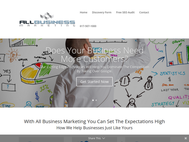 All Business Marketing