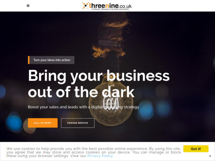 Three Nine Consulting Limited