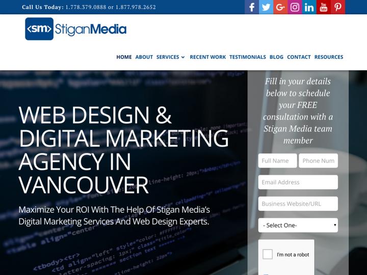 Stigan Media Inc.
