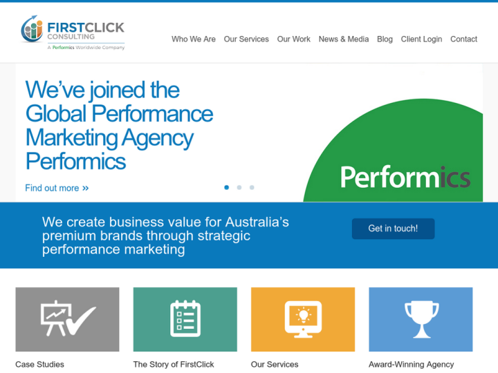 FirstClick Consulting