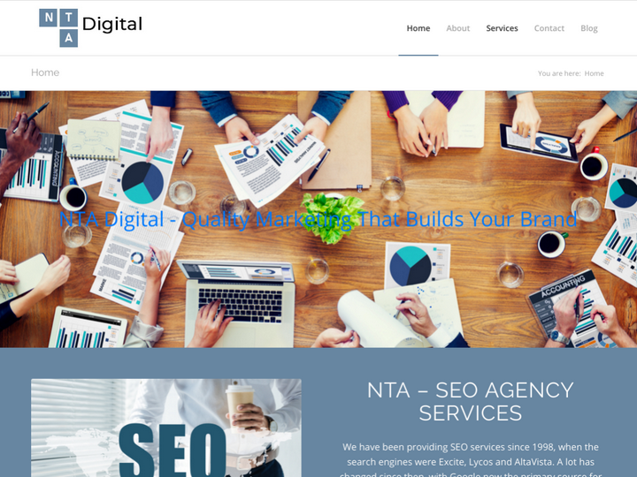 NTA Digital Ltd