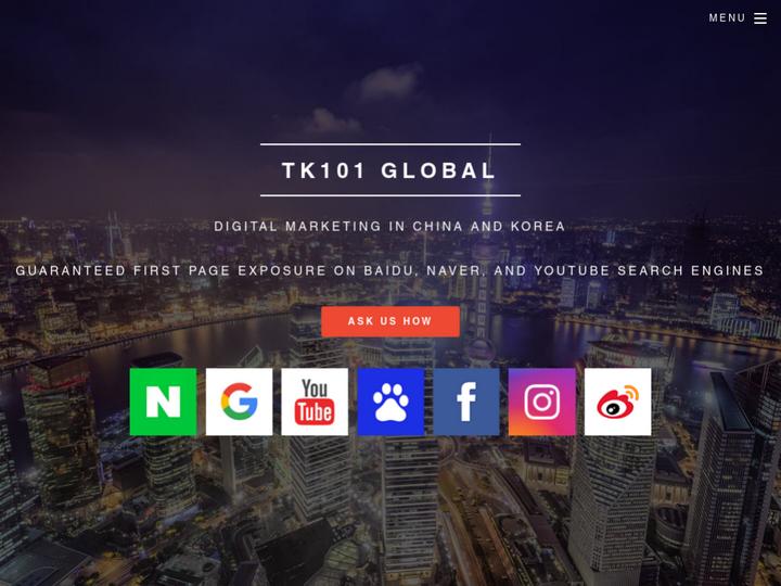 TK101 Global Korea