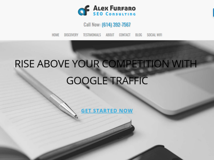 Alex Furfaro SEO Consulting
