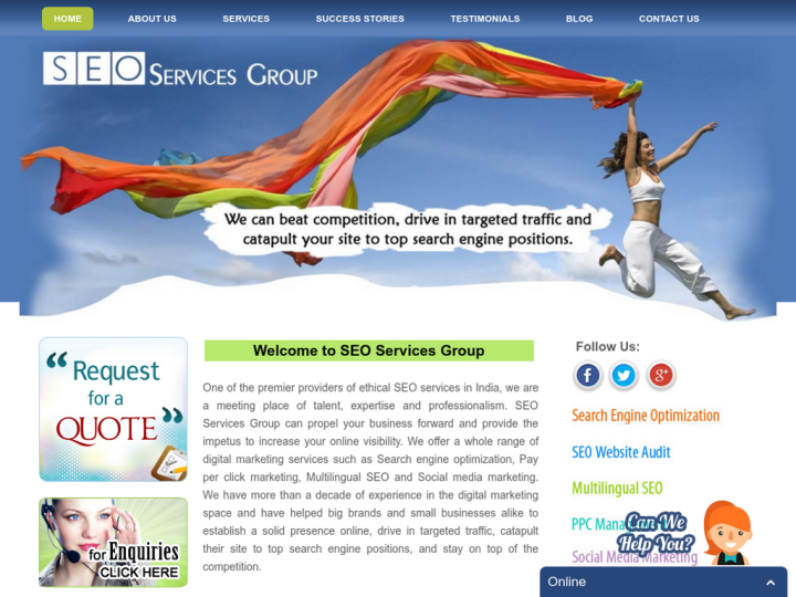 SEO Services Group