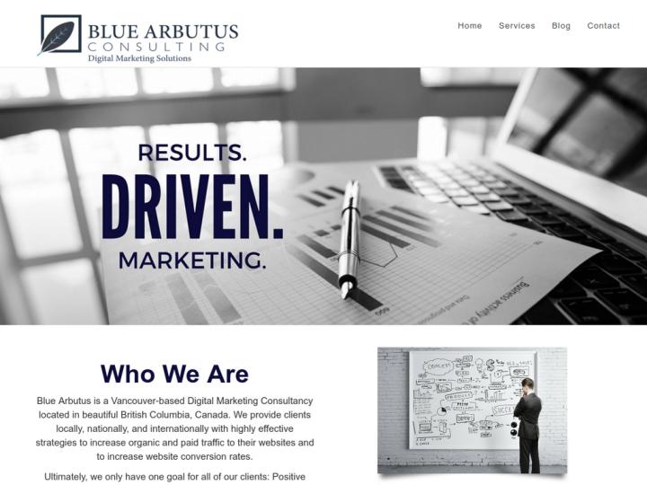 Blue Arbutus Consulting