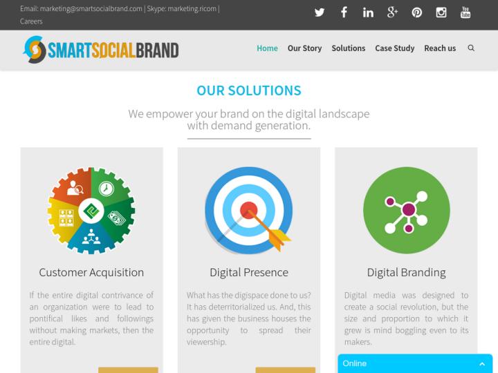 Smart Social Brand