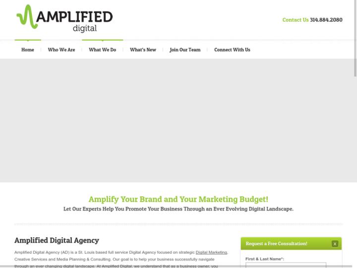 Amplified Digital Agency