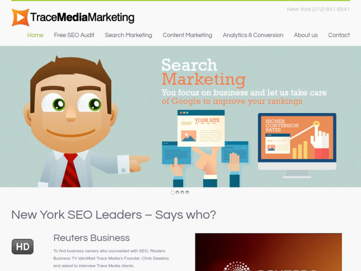 Trace Media Marketing