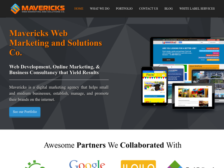 Mavericks Web Solutions