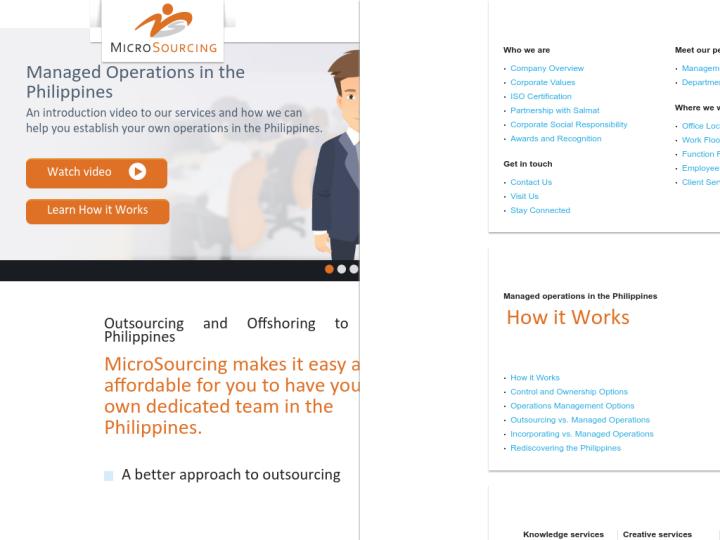 MicroSourcing International